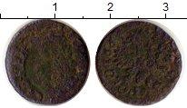 Изображение Монеты Польша 1 боратинка 1664 Медь VF