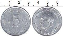 Изображение Монеты Германия жетон 1963 Алюминий XF Жетон для пожертвова
