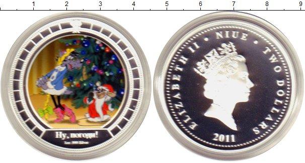 Ниуэ 2 доллара 2011 любовь навсегда на аверсе стоимость монет на монеты советов