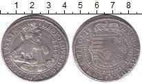 Изображение Монеты Тироль 1 талер 1632 Серебро XF-
