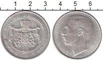 Изображение Монеты Люксембург 100 франков 1964 Серебро UNC- Великий князь Жан