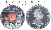 Изображение Мелочь Великобритания Остров Святой Елены 25 пенсов 2013 Медно-никель UNC