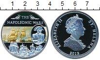 Изображение Мелочь Остров Святой Елены 25 пенсов 2013 Медно-никель UNC Наполеоновские войны