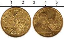 Изображение Монеты Польша 2 злотых 2012 Латунь UNC