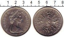 Изображение Монеты Великобритания 25 пенсов 1980 Медно-никель XF