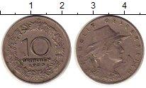Изображение Монеты Австрия 10 грош 1925 Медно-никель VF