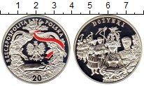 Изображение Монеты Польша 20 злотых 2004 Серебро Proof-