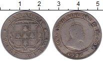 Изображение Монеты Ямайка 1/2 пенни 1906 Медно-никель VF