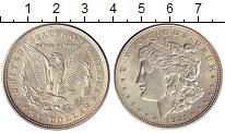 Изображение Монеты США 1 доллар 1921 Серебро UNC-