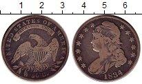 Изображение Монеты США 50 центов 1834 Серебро XF-