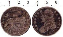 Изображение Монеты США 50 центов 1831 Серебро VF