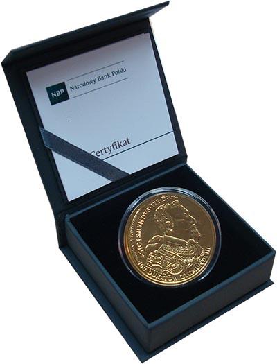 Изображение Подарочные монеты Польша 10 злотых 2017 Серебро Proof `Монета из серии ``И