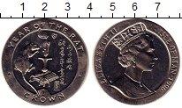 Изображение Монеты Остров Мэн 1 крона 1996 Медно-никель UNC-