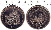 Изображение Монеты Либерия 1 доллар 1994 Медно-никель UNC