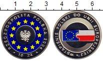 Изображение Монеты  10 злотых 2004 Серебро Proof