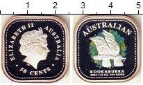 Изображение Монеты Австралия 50 центов 2005 Серебро Proof