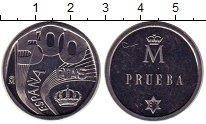 Изображение Монеты Испания 500 песет 1987 Медно-никель UNC Пробник
