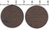 Изображение Монеты Остров Святой Елены 1/2 пенни 0 Медь VF