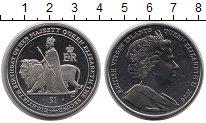 Изображение Монеты Виргинские острова 1 доллар 2006 Медно-никель UNC-