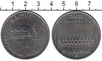 Изображение Монеты Венгрия 100 форинтов 1983 Медно-никель UNC-