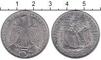 Изображение Монеты Германия ФРГ 5 марок 1980 Медно-никель UNC-