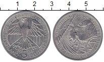 Изображение Монеты Германия ФРГ 5 марок 1984 Медно-никель UNC-