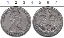 Изображение Монеты Гернси 25 пенсов 1981 Медно-никель UNC-