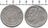 Изображение Монеты Польша 10 злотых 1937 Серебро XF