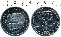 Изображение Мелочь Босния и Герцеговина 500 динар 1995 Медно-никель UNC-
