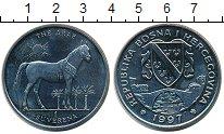 Изображение Монеты Босния и Герцеговина 1 соверен 1997 Медно-никель UNC