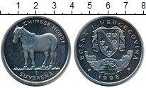 Изображение Монеты Босния и Герцеговина 1 соверен 1998 Медно-никель UNC