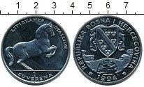 Изображение Монеты Босния и Герцеговина 1 соверен 1994 Медно-никель UNC