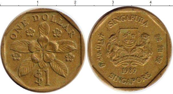 1 доллар 1989 года цена золото территории