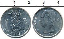 Изображение Монеты Бельгия 1 франк 1980 Медно-никель XF+