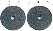 Изображение Монеты Бельгия 25 сентим 1946 Цинк XF