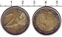 Изображение Монеты Финляндия 2 евро 2016 Биметалл UNC- 100 - летие  Георга