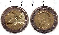 Изображение Монеты Монако 2 евро 2012 Биметалл UNC-