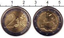 Изображение Монеты Португалия 2 евро 2014 Биметалл UNC-