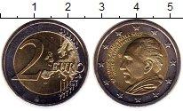 Изображение Монеты Греция 2 евро 2017 Биметалл UNC- Никос Казанцакис