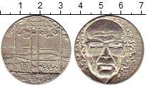 Изображение Монеты Финляндия 10 марок 1975 Серебро UNC- Президент Урхо Кекко