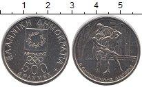 Изображение Монеты Греция 500 драхм 2000 Медно-никель UNC XXVIII Летние Олимпи
