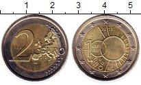 Изображение Монеты Бельгия 2 евро 2013 Биметалл UNC- 100 лет Королевскому