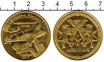 Изображение Монеты Марианские острова 5 долларов 2017 Латунь UNC Мессершмитт БФ-109