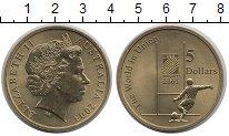 Изображение Монеты Австралия 5 долларов 2003 Латунь UNC