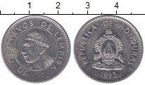 Изображение Монеты Гондурас 50 сентаво 1995 Медно-никель UNC-