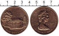 Изображение Монеты Новая Зеландия 1 доллар 1977 Медно-никель UNC-