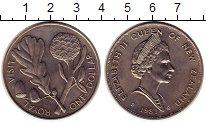 Изображение Монеты Новая Зеландия 1 доллар 1981 Медно-никель UNC-