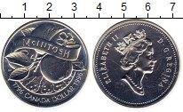 Изображение Монеты Канада 1 доллар 1996 Медно-никель UNC