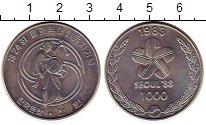 Изображение Монеты Южная Корея 1000 вон 1983 Медно-никель UNC-