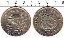 Изображение Монеты Коста-Рика 50 колон 1974 Медно-никель UNC- Сохранение животного